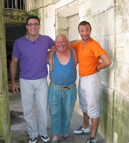 Fort Boyard 2003 - Exemple de tenues des candidats