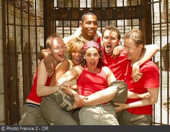 Fort Boyard 2004 - Équipe 1 - Boris Diaw (19/06/2004)