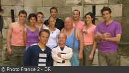 Fort Boyard 2004 - Équipe 5 - Brian Joubert (17/07/2004)