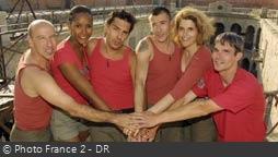 Fort Boyard 2004 - Équipe 6 - Corinne Coman (24/07/2004)