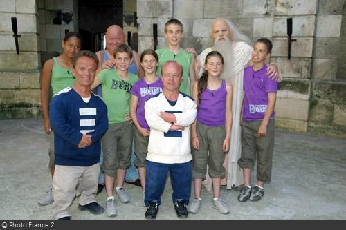 Fort Boyard 2004 - Équipe 7 - Spéciale Enfants (31/07/2004)
