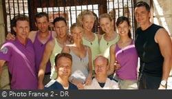 Fort Boyard 2004 - Équipe 9 - Pompiers et danseuses (14/08/2004)