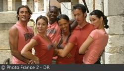 Fort Boyard 2004 - Équipe 10 - Jean-Luc Lemoine (21/08/2004)
