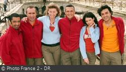 Fort Boyard 2005 - Équipe 3 - Richard Virenque (09/07/2005)