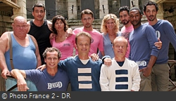 Fort Boyard 2005 - Équipe 5 - Tomer Sisley (23/07/2005)