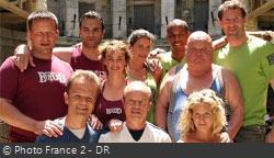 Fort Boyard 2005 - Équipe 6 - Olivier Magne (30/07/2005)