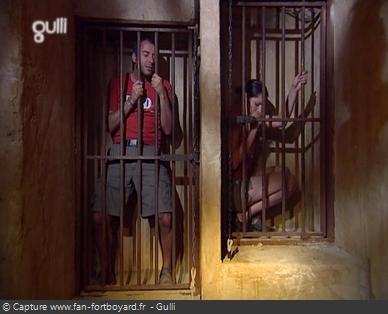 Fort Boyard 2005 : Les nouvelles prisons