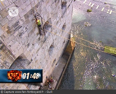 Fort Boyard 2005 : La nouvelle aventure de l'Ascension du tonneau