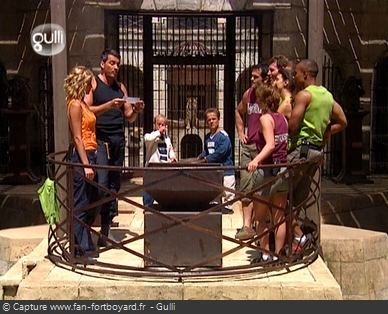Fort Boyard 2005 : Explications des indices par Olivier Minne