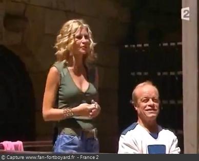 Fort Boyard 2005 : Quelques mois plus tard, Sarah Lelouch annonce son souhait de quitter l'émission après 3 saisons