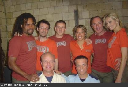 Fort Boyard 2006 - Équipe 4 - Adriana Karambeu (15/07/2006)
