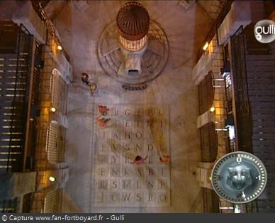 Fort Boyard 2006 : La Salle du Trésor se déroule systématiquement de nuit