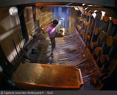 Fort Boyard 2007 : La nouvelle épreuve du Métier à tisser