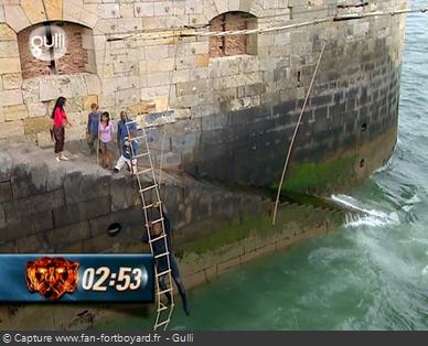 Fort Boyard 2007 : La nouvelle aventure de l'Echelle de corde