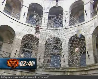 Fort Boyard 2007 : La nouvelle aventure de la Toile d'araignée
