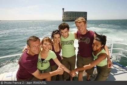 Fort Boyard 2008 - Équipe 3 - Plus Belle la Vie (19/07/2008)