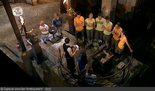 Fort Boyard 2008 : Explications des indices par Olivier Minne
