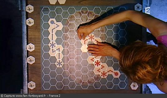 Fort Boyard 2009 : Le nouveau duel du Conseil des Pièces hexagonales