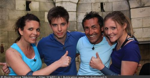 Fort Boyard 2010 - Équipe Titane (10/07/2010)