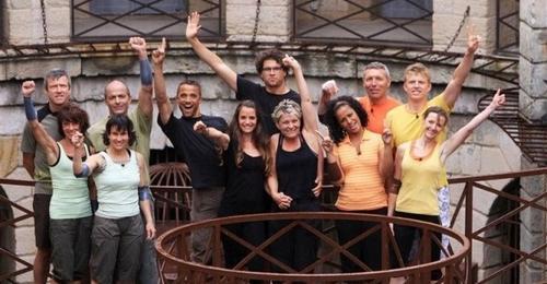 Fort boyard 2010 equipe 15