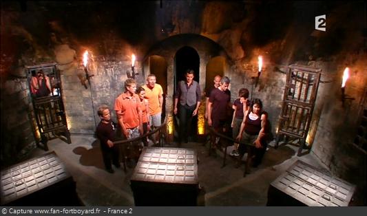 Fort Boyard 2010 : La Salle des Maîtres