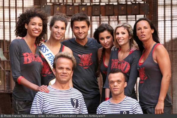 fort boyard du 02 07 2011 quipe miss france 01. Black Bedroom Furniture Sets. Home Design Ideas