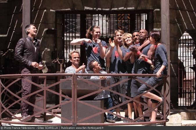 Fort Boyard 2011 - Equipe 5 (30/07/2011)