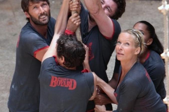 Fort Boyard 2011 - Equipe 7 (20/08/2011)