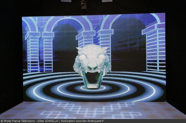 Fort Boyard 2011 - L'épreuve de la Cellule interactive