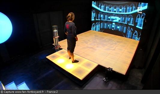 Fort Boyard 2011 : La nouvelle épreuve de la Cellule interactive avec les énigmes visuelles du Père Fouras
