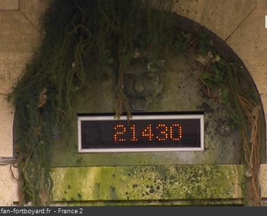Fort Boyard 2011 : Le compteur des Boyards