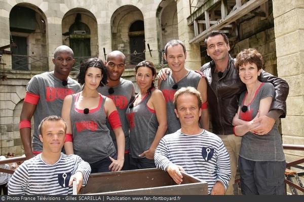 Fort Boyard 2012 - Équipe 2 - Sheryfa Luna (14/07/2012)