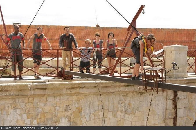 Fort Boyard 2012 - Equipe 2 (14/07/2012)