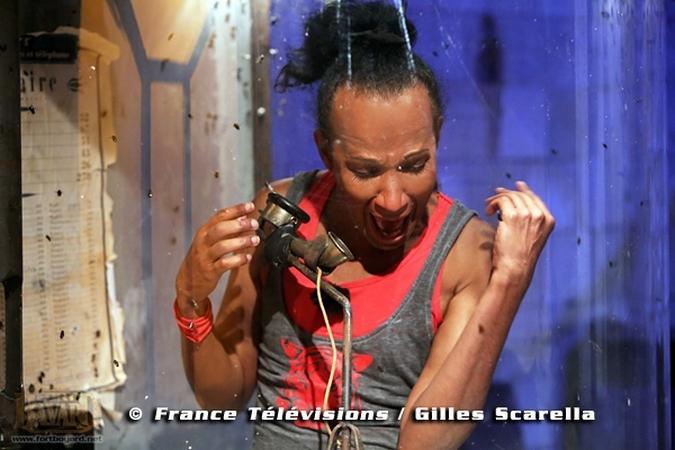 Fort Boyard 2012 - Equipe 5 (04/08/2012)