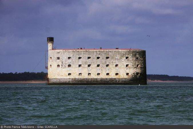 Fort Boyard 2012 - Le Fort