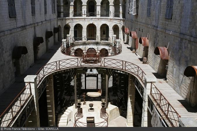 Fort Boyard 2012 - La cour intérieure