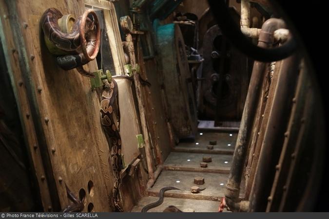 Fort Boyard 2012 - L'aventure de la Fosse