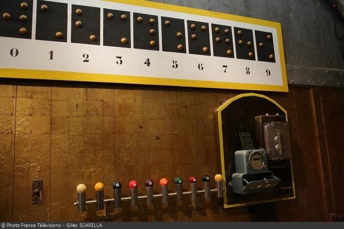 Fort Boyard 2012 - L'épreuve du Code braille