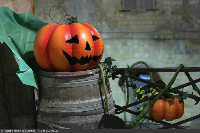 Fort Boyard 2012 - Ambiance Halloween