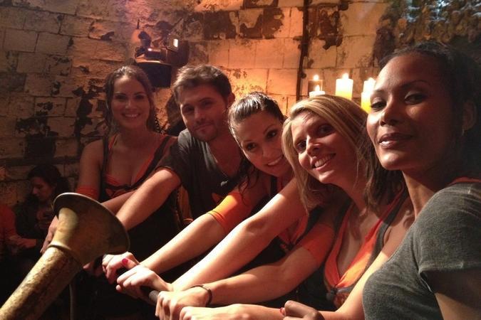 Fort Boyard 2012 - Tournage émission 9
