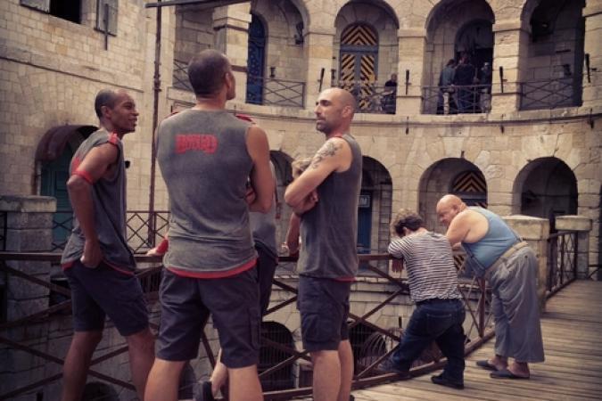 Fort Boyard 2012 - Tournage émission 3