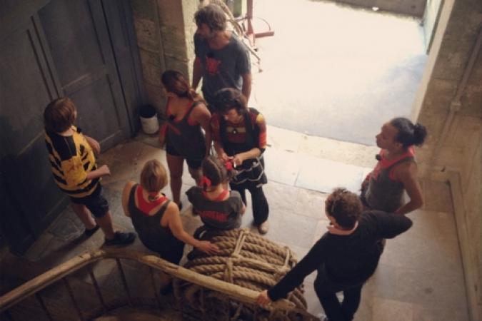 Fort Boyard 2012 - Tournage émission 5