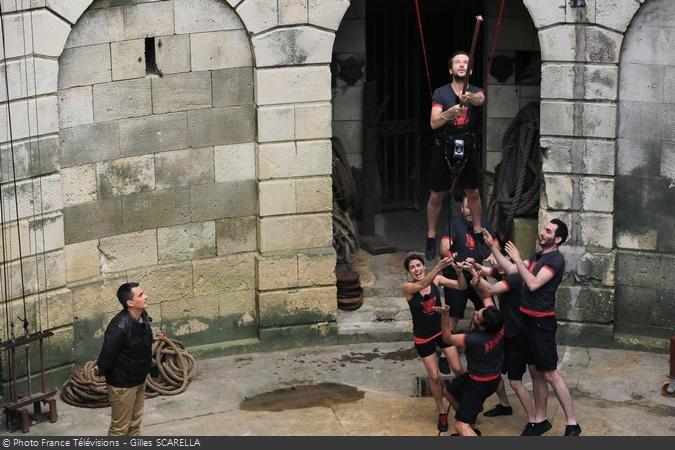 Fort Boyard 2013 - Equipe 1 (06/07/2013)