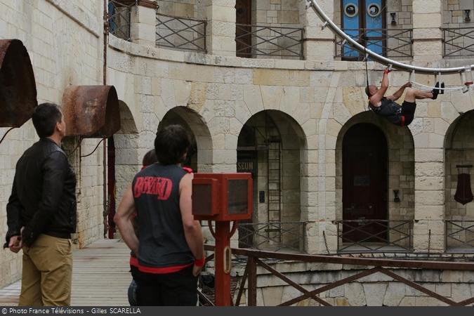 Fort Boyard 2013 - Equipe 2 (13/07/2013)