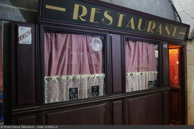 Fort Boyard 2013 - Façade de l'épreuve du Restaurant