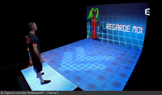 Fort Boyard 2013 : L'épreuve de la Cellule interactive est conservée uniquement avec Luciole