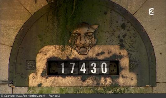 Fort Boyard 2013 : Le compteur des Boyards est désormais animé en post-production