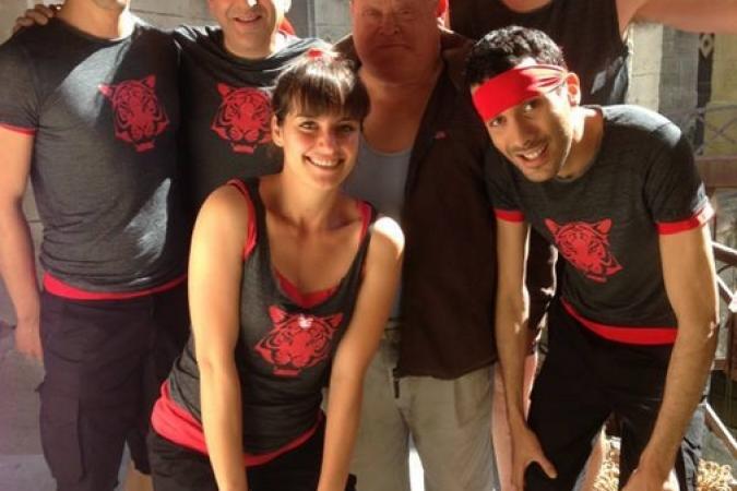 Fort Boyard 2013 : L'équipe de Dani Lary (04/06/2013)