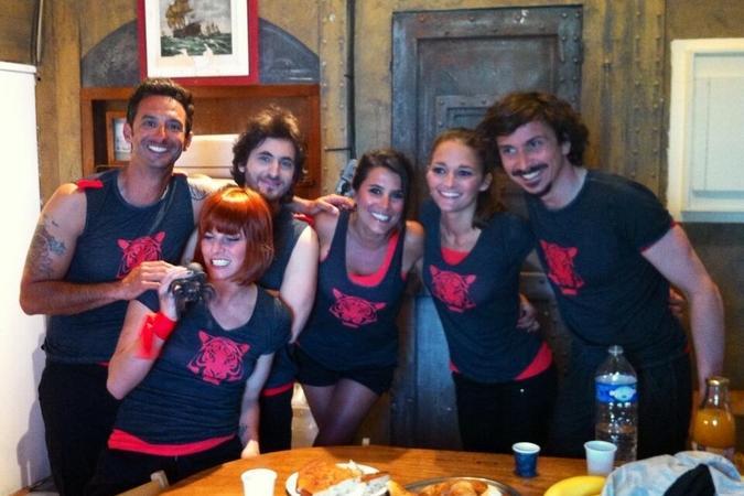 Fort Boyard 2013 : L'équipe 8 (05/06/2013)