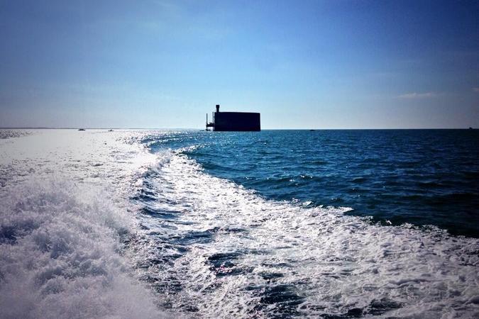 Fort Boyard 2013 : Retour à terre (05/06/2013)